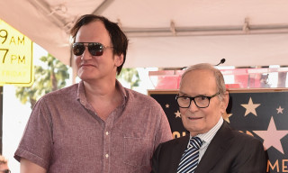 "Composer Morricone Denies Calling Quentin Tarantino ""Cretin"" Who Makes ""Trash"""