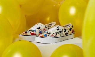Vans & Disney Commemorate Mickey Mouse with New Holiday Capsule