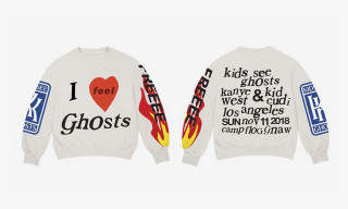 You Can Buy Kanye West & Kid Cudi's Kids See Ghosts Camp Flog Gnaw Merch Right Now