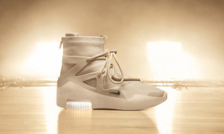 A Closer Look at Nike & Jerry Lorenzo's Fear of God 1 Sneaker