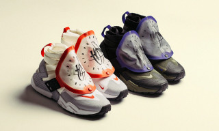 EXCLUSIVE: Nike's Huarache Almost Never Released, Here's What Saved It