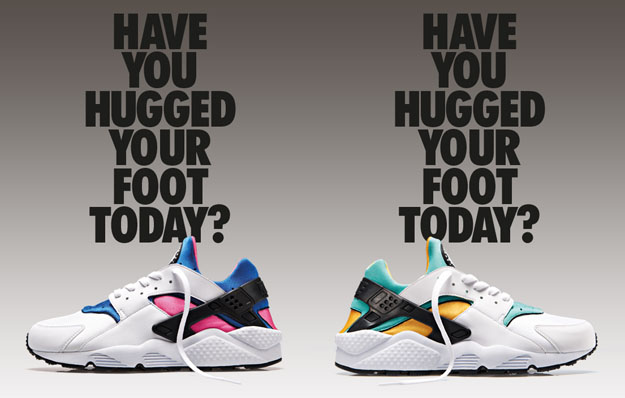 257be319616b The Nike Huarache Almost Never Released