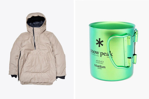 Snow Peak is Heating Up Winter Wardrobes With Its New Fire-Resistant Outdoor Gear