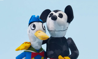 Here's How to Win Two BAPE x Disney Plush Toys From StockX