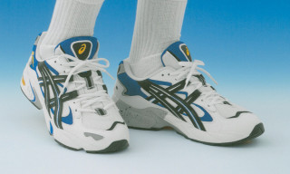 ASICS's GEL-KAYANO 5 Is Re-Releasing Nov 16th