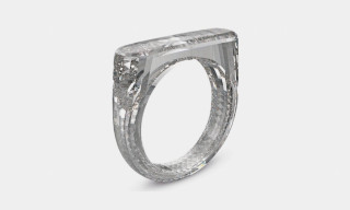 Jony Ive Designs a Solid $250,000 Diamond Ring for Charity