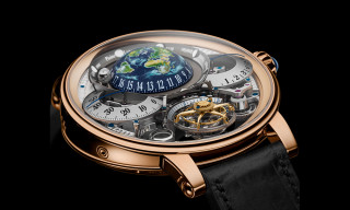 This Insane Bovet Watch Won Top Prize at the Oscars for Swiss Watchmaking