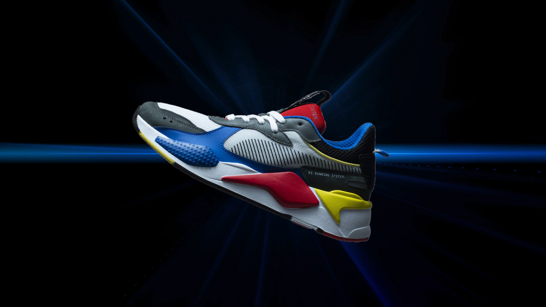 PUMA Gets Playful with Its Latest Drop, the RS-X Toys