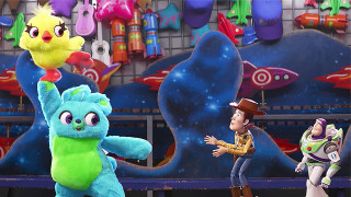 Watch Key Amp Peele In The Second Toy Story 4 Trailer