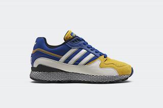 "4d633b44c0c6 adidas  Dragon Ball Z  Ultra Tech ""Vegeta"" Drops Today. By Jonathan Sawyer  in Sneakers ..."