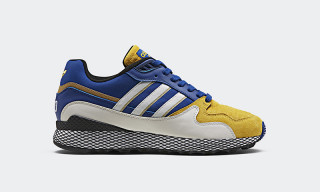 "adidas 'Dragon Ball Z' Ultra Tech ""Vegeta"" Drops Today"