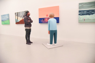 Jean Julliens Latest Show Plays With Scale Perception