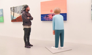 Daniel Arsham & Ronnie Fieg Get Miniaturized for Jean Jullien's Latest Show