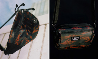 Patta Debuts Tiger Stripe Camouflage-Patterned Bags