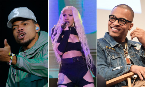 Cardi B, Chance the Rapper join Netflix's