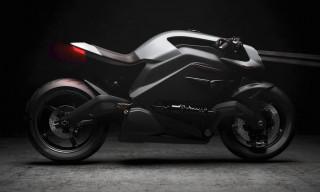 Arc Is the World's First Fully-Electric Café Racer