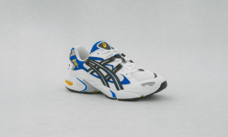 ASICS's Best '90s Sneaker, the GEL-KAYANO 5, Drops Today (and Here's Where You Can Get It)