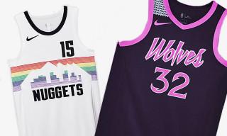 'Ball Boyz' Break Down the NBA City Edition Uniforms
