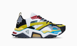 Raf Simons' Wild New Chunky Sneaker Is Available Online Now