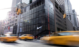Nike Opens 68,000-Square-Foot Flagship in NYC