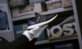 adidas Is Re-Releasing the First-Ever Ultra Boost