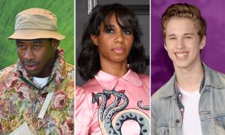 "Tyler, the Creator Turns the ""Lights On"" With Santigold & Ryan Beatty"