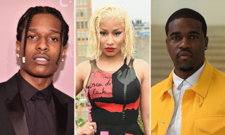 A$AP Rocky, Nicki Minaj & A$AP Ferg Team Up For 'Creed II' Soundtrack