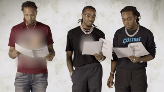 Migos Read A Scene From Narcos Mexico Watch It Here