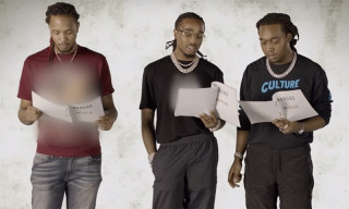 Migos Show Off Their Acting Chops by Script Reading 'Narcos: Mexico'