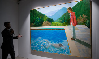David Hockney Just Became the Highest-Selling Living Artist