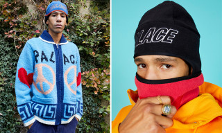 Palace Shares Its Ultra-Cozy Holiday 2018 Lookbook