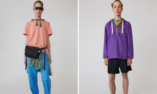 Acne Studios' Latest Face Motif Collection Has Basics for the Entire Family