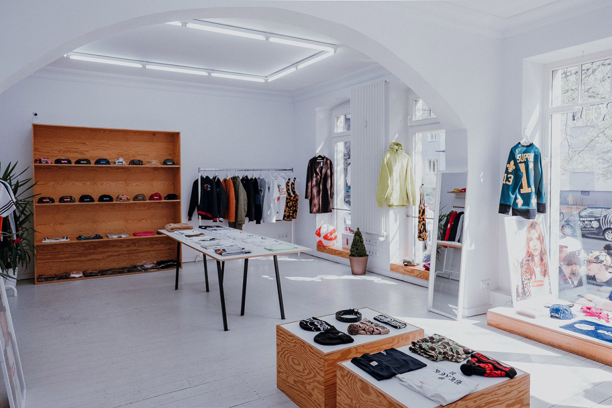 f5041fac550ce3 One of Berlin's best up-and-coming stores, Superconscious is a project by  Nikolai Goutzov and Simeon Dimitrov, who linked up to fulfill their dream  of ...