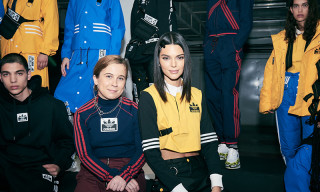 Kendall Jenner Helps Creative Direct adidas Originals by Olivia Oblanc