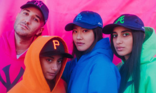 Eric Emanuel & New Era Drop Colorful MLB Hats & Hoodies