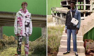 Virgil Abloh Pulls Inspiration From Unfinished Concepts for OFF-WHITE Pre-Fall 2019