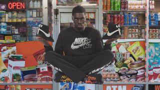 Sheck Wes Debuts Nike Air Max 95 & Blazer Mid Collabs