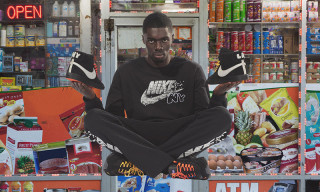 Sheck Wes Curates Nike's Inaugural NYC Editions Program With Air Max 95 & Blazer