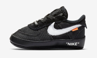 Take Your First Look At The OFF-WHITE x Nike Kids' Sneakers Here