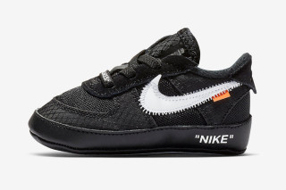 purchase cheap bc8ce 0ba01 First Look At The OFF-WHITE x Nike Kids  Sneakers