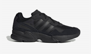 adidas Yung 96 Is Getting a New 'Triple Black' Colorway