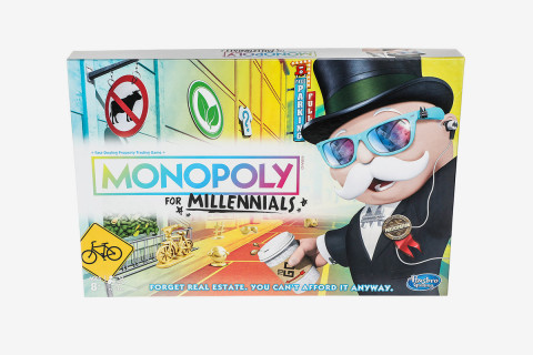 Twitter Reactions To Monopoly For Millennials
