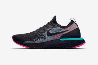 8cec102c3ad Nike Epic React Flyknit Receives The