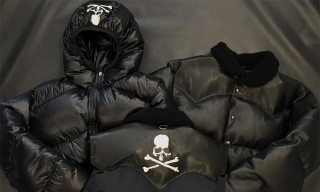 mastermind JAPAN Teases Rocky Mountain Featherbed Collaboration