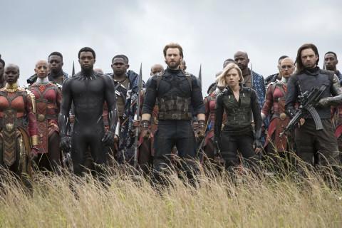 'Avengers: Infinity War' Coming To Netflix