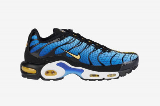 """The Nike Air Max Plus """"Greedy"""" Stitches Two Iconic Colorways Together"""