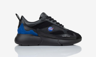 Mercer Amsterdam Honors Apollo 17 With New NASA-Themed Sneaker