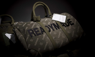 CLOT & READYMADE Created Duffle Bags From Vintage Army Goods
