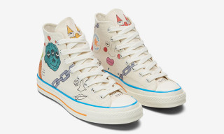 Tyler, the Creator Curates New Converse Chuck 70 & One Star Artist Series