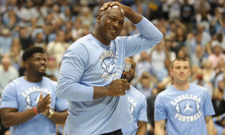Michael Jordan Gives Out Free Air Jordans to Hurricane Florence Victims